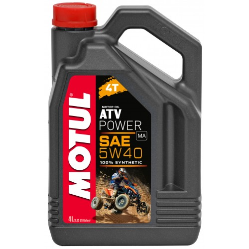 Motul ATV Power 4T.
