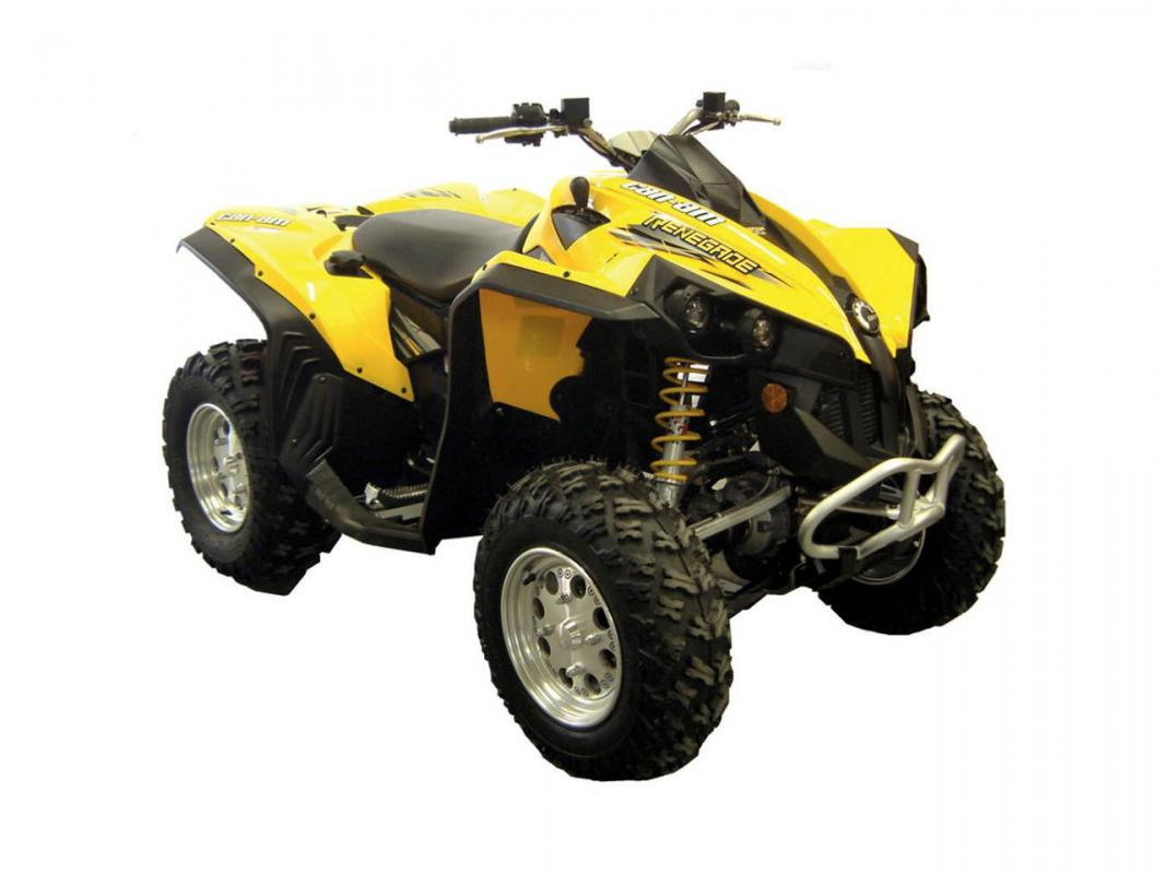 Kit extensions garde-boue ATV