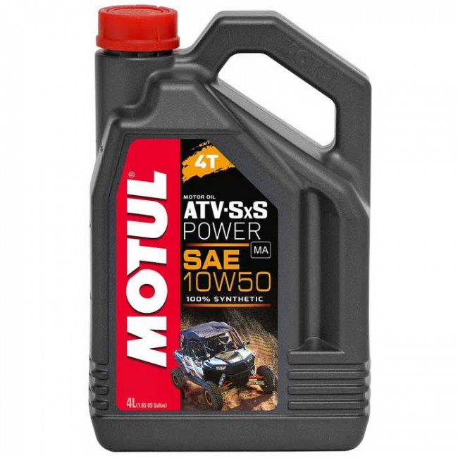 Motul ATV SxS Power 4T