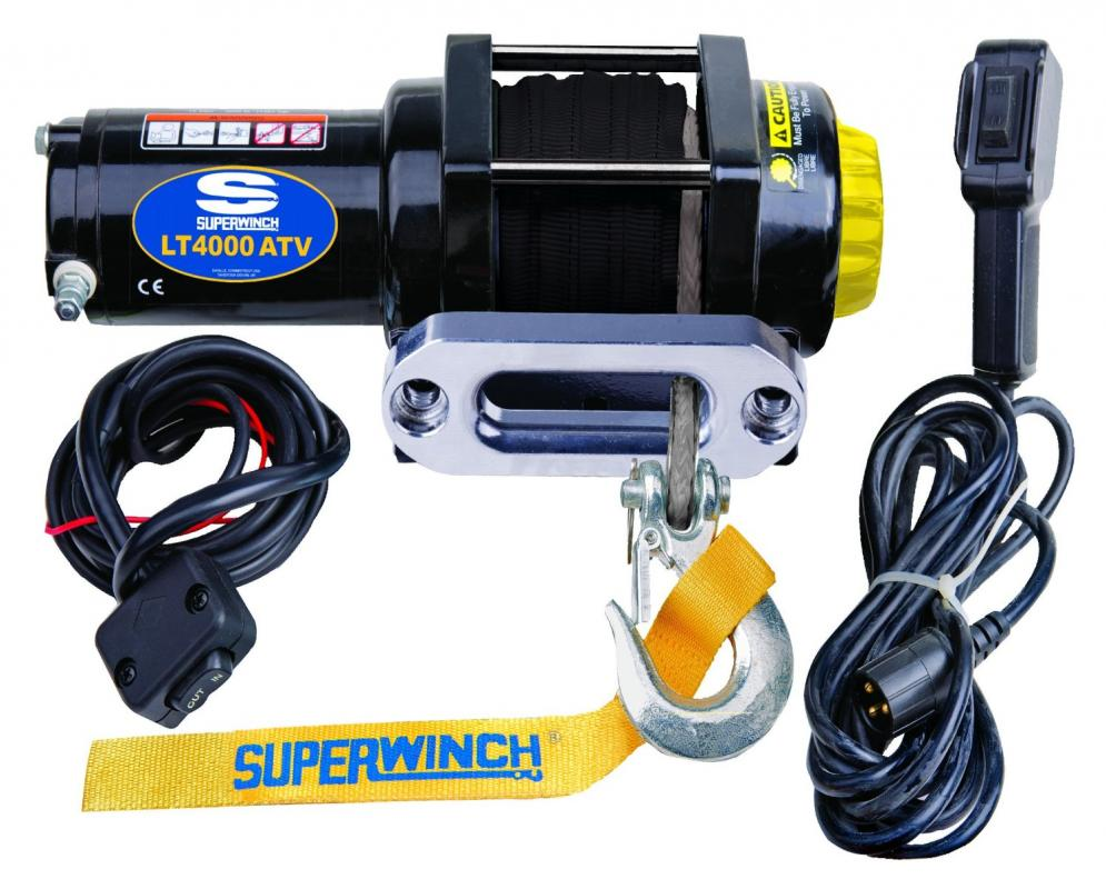 Treuil Superwinch LT 4000 SR